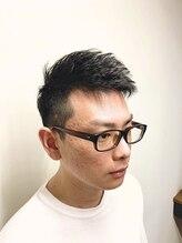 バーバーショップ テト キタヤマ(barber shop tete kitayama)大人ツーブロックショート★