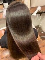 ミンクス 青山店(MINX)サラツヤストレート 髪質改善 美髪 ツヤ髪