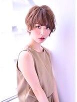 シンクヘアー(think hair by tori)☆think hair☆ ヌケ感ショート