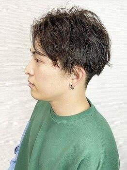 レアヘアー(lea hair)の写真/メンズカジュアル~大人のトレンドスタイルまで、幅広い世代のカットが自慢!大切な第一印象もバッチリ☆