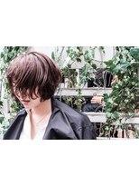 ヘアーサロン ビコ(hair salon bico)春風ボブ