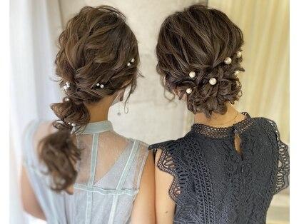 ナルーヘア(nalu hair)の写真