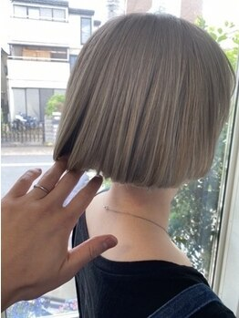 ヘアーデザイン リアン(Hair design Lien)の写真/個性的でもどこか品のある、そんなショートに出会えます☆あなただけに似合うスタイルをご提案します!