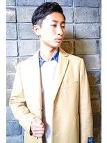 《moku +》大人七三スタイル!