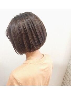 ヘアハウス ルアナ(Hair House Luana by NYNY)ミニボブ