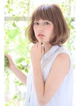 ケーツー 青山店(K two)[K-two]愛されゆるやかボブ×小顔前髪