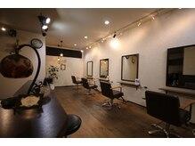 ニコ(hair room nico)の雰囲気(落ち着いた空間でのんびりとお過ごしいただけます。)