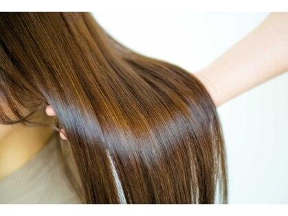 スピンヘアフラッフィ(Spin hair fluffy)の写真