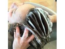ルーシー ヘア キュア(Luci Hair Cu´re )の雰囲気(☆癒しのスパメニューも充実☆ 炭酸スパ15分1500円)