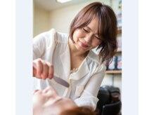 ヘアープロデューストモ(HAIR Produce TOMO)の雰囲気(女性のシェービングもできるサロンです☆)
