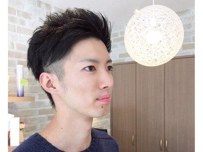 テテ ヘアーデザイン(tete hair design)の写真