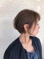 テラスヘア(TERRACE hair)横顔美人ショート