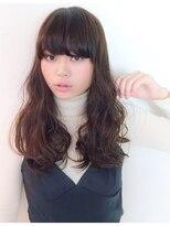 エトネ ヘアーサロン 仙台駅前(eTONe hair salon)【eTONe】うるツヤロング