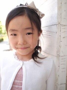 子供におすすめの髪型・アレンジ 男女別/長さ別/シーン別