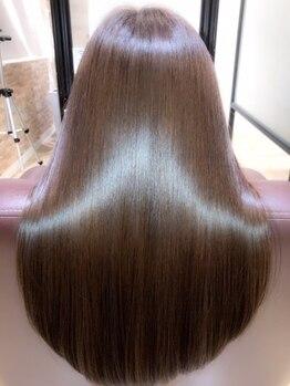 ロアール ケア 江南店(LOAOL CARE)の写真/【髪質改善】髪の質感で、見た目年齢に大きく差が出る!うるツヤ髪を手に入れて自信に満ちた生活を♪