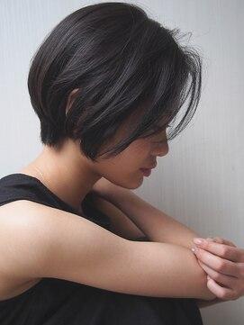 ブルネットカラーのヘアスタイル6選・ブルネットが似合う人の特徴