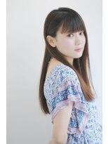 ディオ 麻布鳥居坂店(Dio)【Dio Azabu Toriizaka】ナチュラルセミロング&ストレート