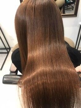 リスタート(Re:start)の写真/<NEWFACE/髪質改善専門店>髪の知識が豊富なスタイリストがあなたの髪に真摯に向き合い解決に導きます。