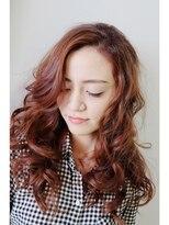 ヘアデザイン ダブル(hair design Double)春のやわらかヘアカラー