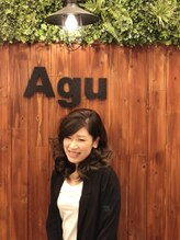 アグ ヘアー フィディック 宇都宮店(Agu hair fiddich)室井 美香