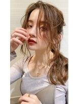 マージュ ギンザ(marju GINZA)ルーズアップスタイル