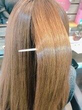 ヘアズシュシュ(hair's chouchou)