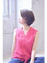 キアラ(Kchiara)夏の本命ショート/ハニーヘア