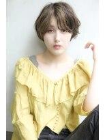 ガーランド (Garland)[Garland/表参道]☆大人シースルーショートボブ☆
