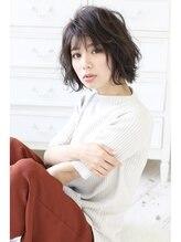 レガ(hair salon Lega)Lega☆natural☆大人セミウェットボブ