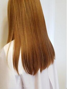 ヘアーザボンド(Hair The Bond)の写真/圧倒的な艶感が長続きすると話題のTOKIOトリートメント★ノーベル賞受賞成分配合で美髪へと導きます♪