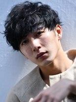 オーシャン トーキョー サニー(OCEAN TOKYO Sunny)ブルーブラックマッシュ