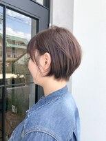 クッカ(kukka)【kukka 楠 留美】ショートボブ