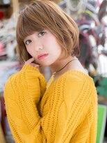 *+COVER HAIR+*…ひし形シルエットの人気ボブa