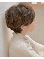 ヘアーデザイン アコースティック(Hair Design ACOUSTIC)ふんわりショート