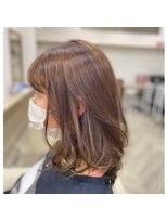 美容室おしゃれキャット 土山店艶☆イルミナカラーstyle