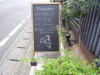 ヘアメイク フォセッタ(Fossetta)の写真