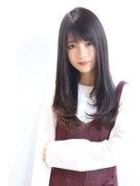 【VIVALTO 西宮北口】艶髪ストレートロング