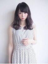 シーヘアデザイン(SHE.hair design)女っぽ×8トーングレージュ