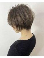 ソース ヘア アトリエ 京橋(Source hair atelier)【SOURCE】スプリングハンサムショート