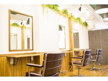 アグ ヘアー ハーマン 浜田山店(Agu hair hermann)の写真