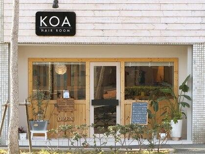 コア ヘアー ルーム(KOA HAIR ROOM)の写真