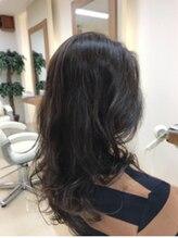 クラップス ヘアデザイン(CLapS hair design)お手入れ簡単オトナきれいなデジタルパーマとカラー