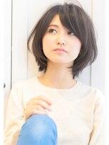 リル ヘアーデザイン(Rire hair design)【Rire-リル銀座-】透明感☆ナチュラルボブ
