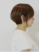 ヘアメイク バースデイ(Hair make Birth Day)アシメモードボブ