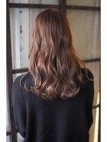 リタへアーズ(RITA Hairs)[RITA Hairs]3Dカラーx極細ハイライトxシルバーグレージュ♪