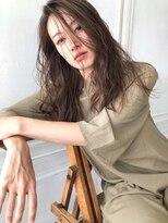 ティエラ 原宿 表参道(Tierra)【原宿,表参道】スガ担当 2019年 大人かわいい無造作カール