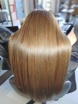 ウィット アンド ラファム Wit &La Fammeの写真/「あこがれのツヤサラ髪に感動◎」髪内部から髪質改善。脅威の持続力にきっと驚くことでしょう!