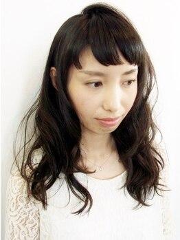 リグモフ(ligmorHu)の写真/旬を取り入れ、見えない所まで計算されたスタイルに♪本当の髪の美しさは、カットの技術で決まる!
