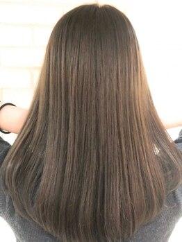 サンディーズ(SUNDYS)の写真/◆内部補修TOKIOインカラミトリートメントでダメージリセット◆髪本来の素材の美しさを追求