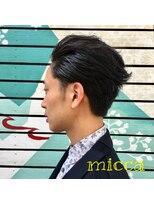ミッカ(micca)【micca下北沢】ビジネス◎サイド分けアップバングショート